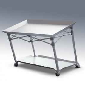 Table pro pliante alimentaire