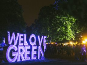 Festival We love green