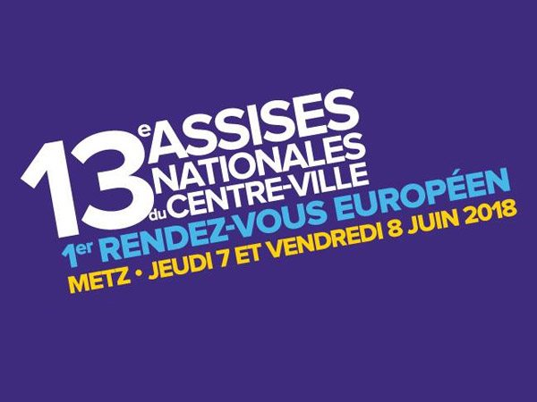 assises nationales du centre-ville 2018